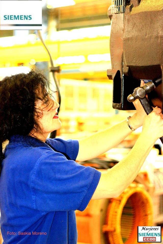 La mujer trabajadora. Análisis de la situación actual