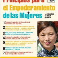 Principios para el empoderamiento de las mujeres